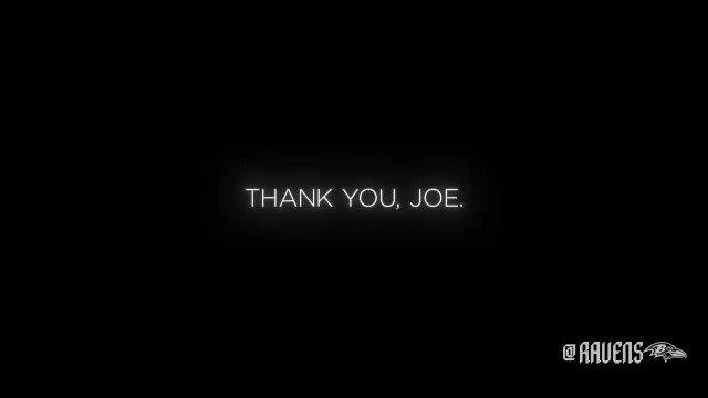 Thank you, Joe. https://t.co/RQtRiILK5u