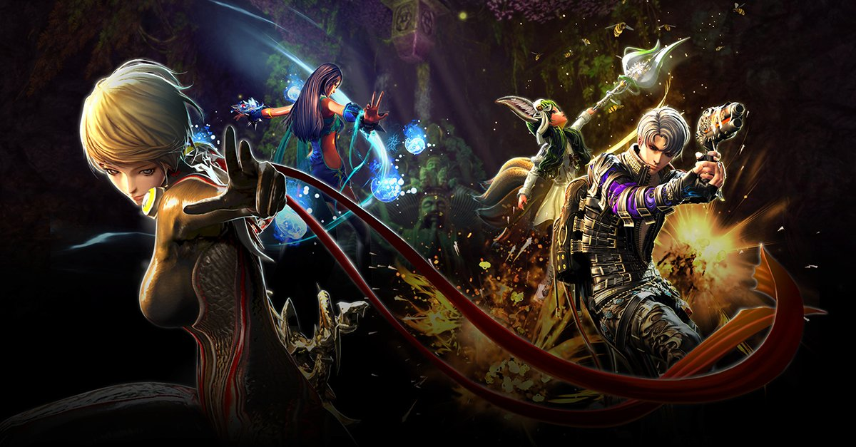 Ncsoft download blade and soul | Fix and NCSoft Game