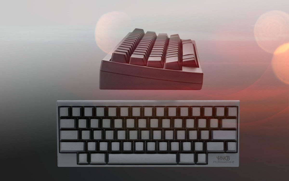 Hhkb Realforce Keyboard Us Official On Twitter The Hhkb