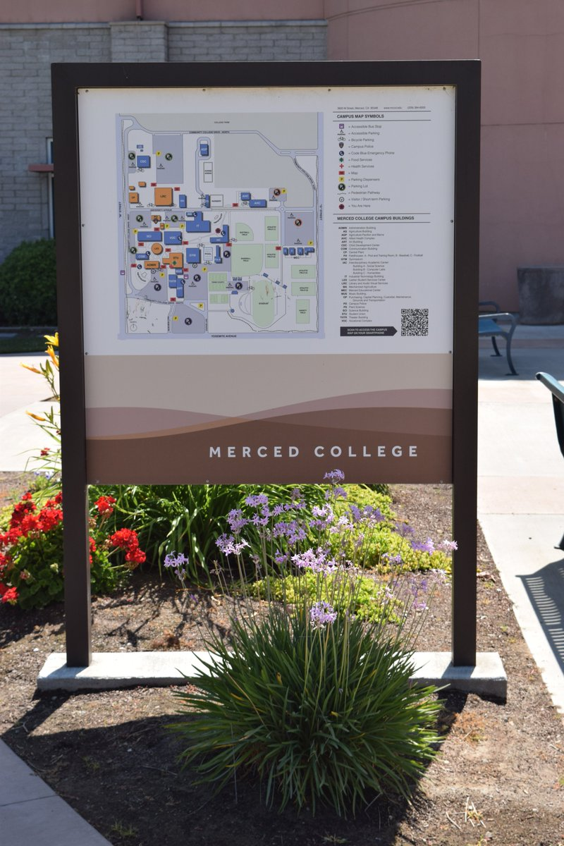 Taft College Campus Map.Merced College Mercedcollege Twitter