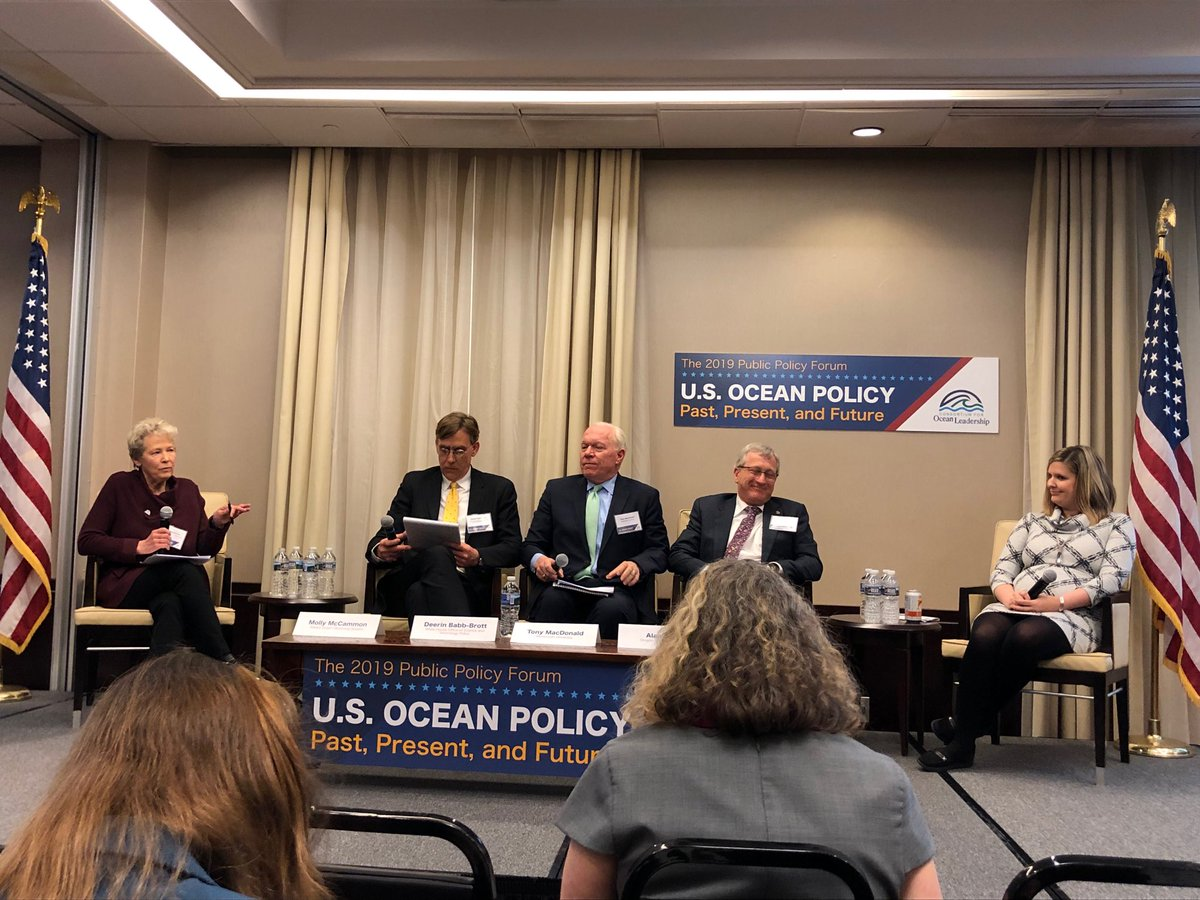 #Present Panel: ⁦@NSF⁩ #ocean #sciences lost 14% of their #purchasing #power since 2004, meaning the US is falling behind China and Germany in investments in ocean #exploration and #stem #education. #PPF2019 ⁦@OceanLeadership⁩ #knauss