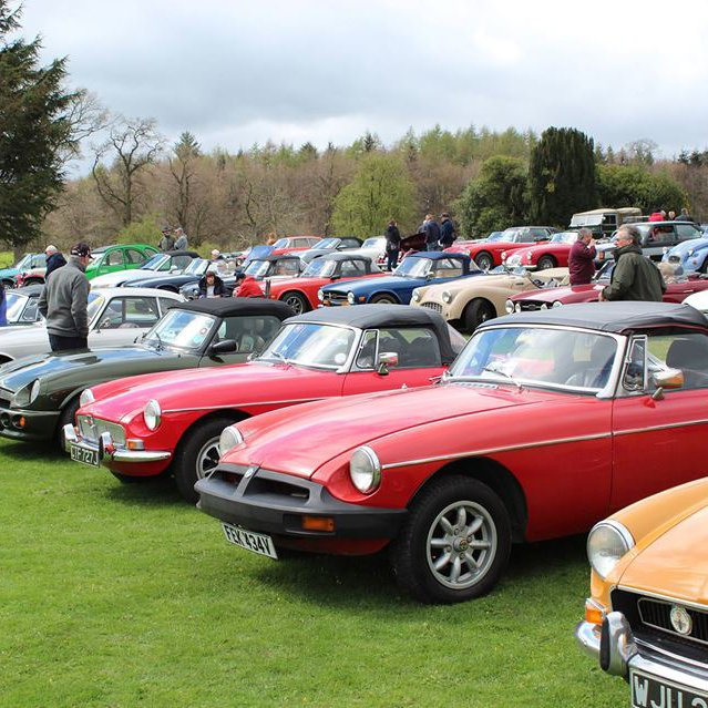 Whats on Appleby in Eden Valley: Drive It Day
