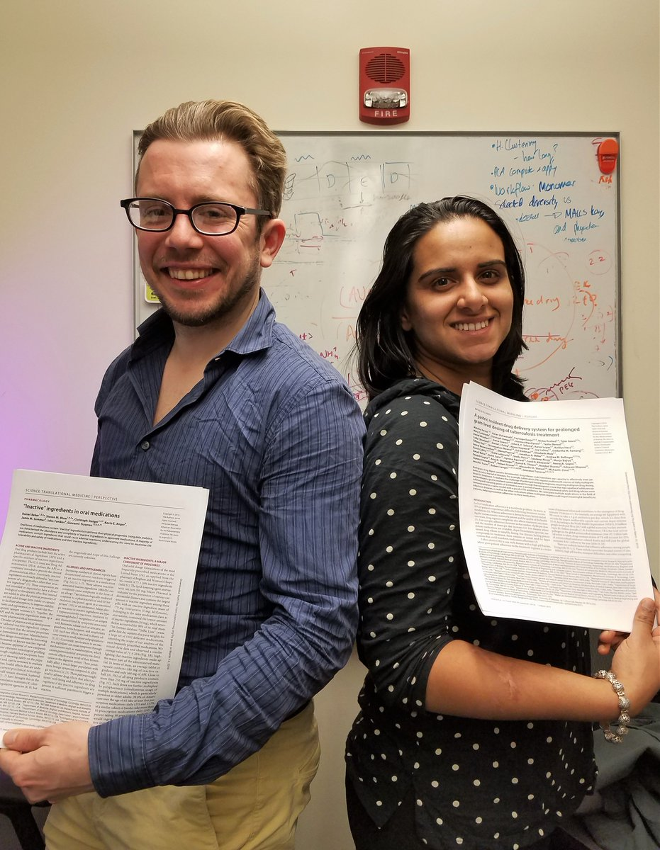 After three years of working back-to-back now published back-to-back! Big day for the #LangerLab and us! @hiMalvika Congratulations to all co-authors!    http:// stm.sciencemag.org/content/11/483 /eaau6753   …   http:// stm.sciencemag.org/content/11/483 /eaau6267   …  @cgtraverso @kochinstitute @MIT<br>http://pic.twitter.com/YOcO2sxMDI