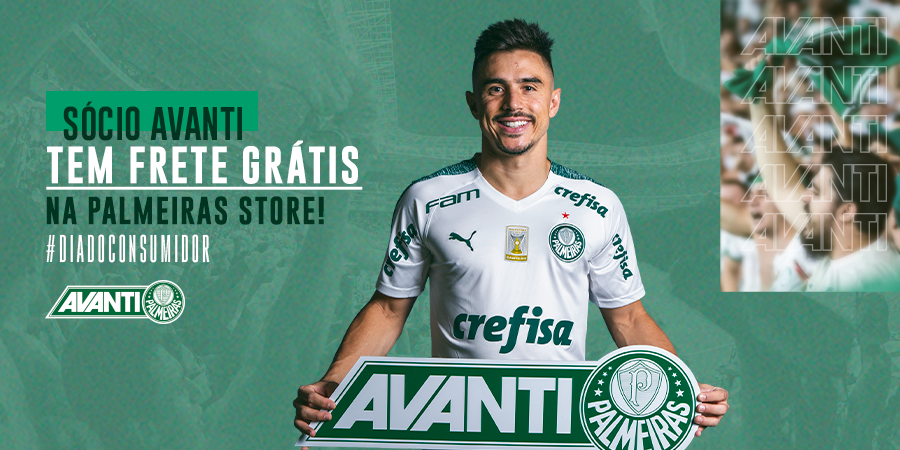 Avanti Palmeiras's photo on #DiaDoConsumidor