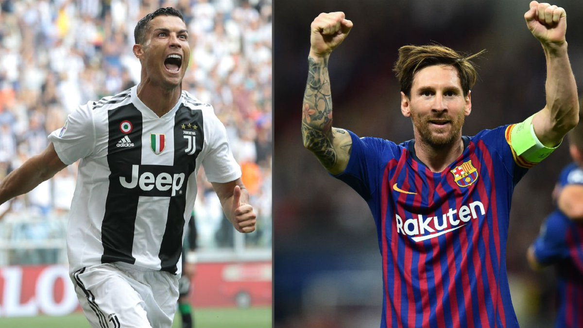 """🗣 """"There are some footballers touched by a magic wand and Messi is one of them. And we, the Argentines, are proud he's Argentinean. The other is an animal. Ronaldo is a pure force and now he's a sorcerer. He said he'd score three goals and scored three goals.""""  - Diego Maradona."""