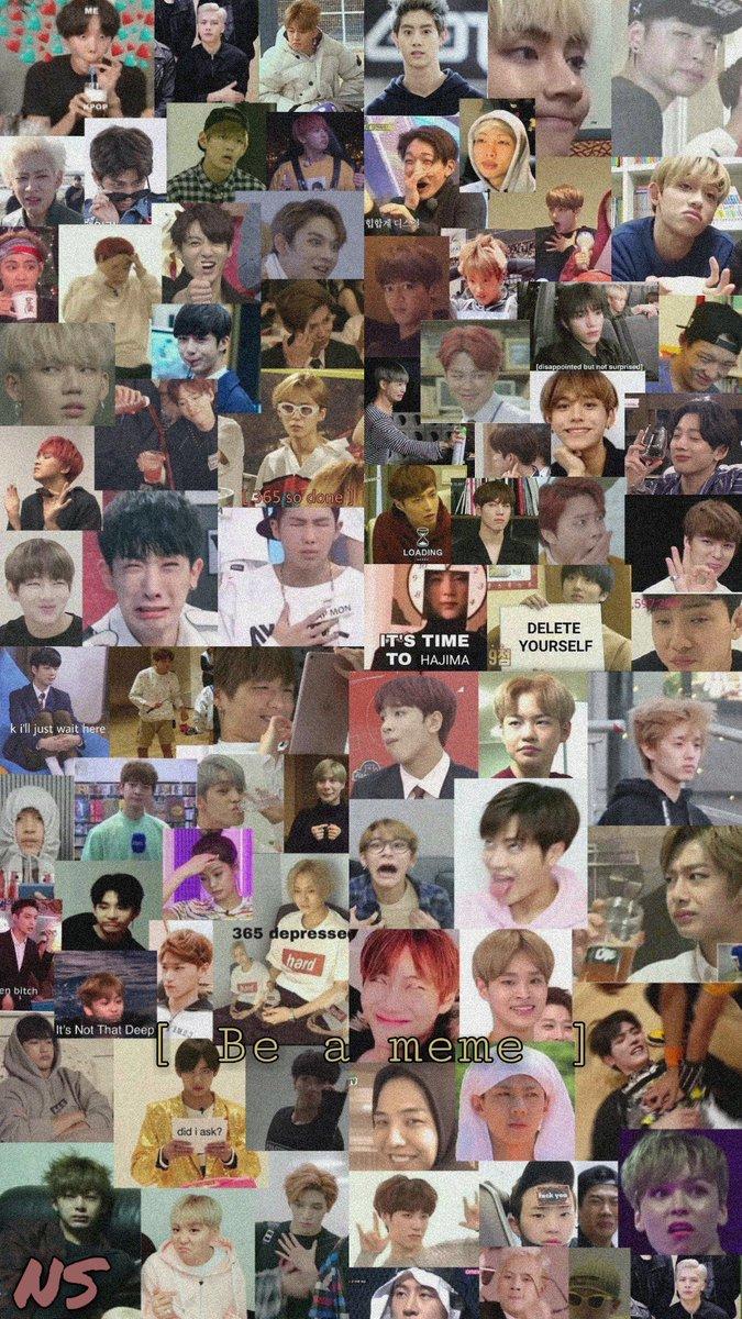 Kpop Memes Wallpaperlockscreen Fav If You Like Rt If
