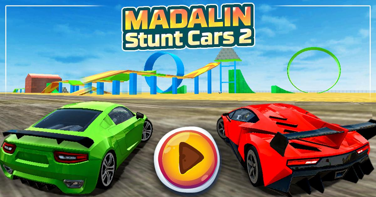 Madalin Stunt Cars 2 Play Now Tweet Added By Two Player Games