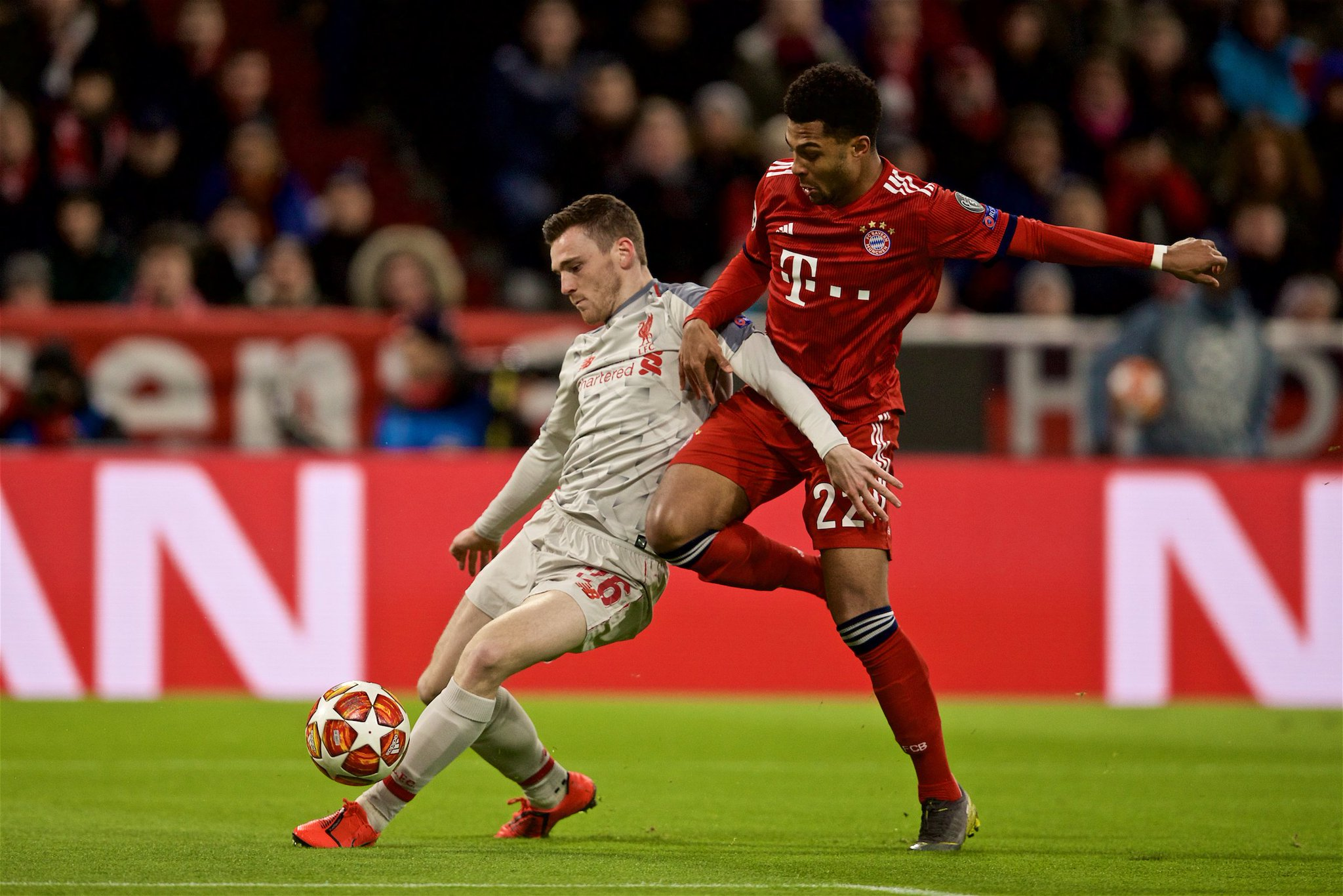 FC Bayern Munich 1-3 Liverpool FC Highlights