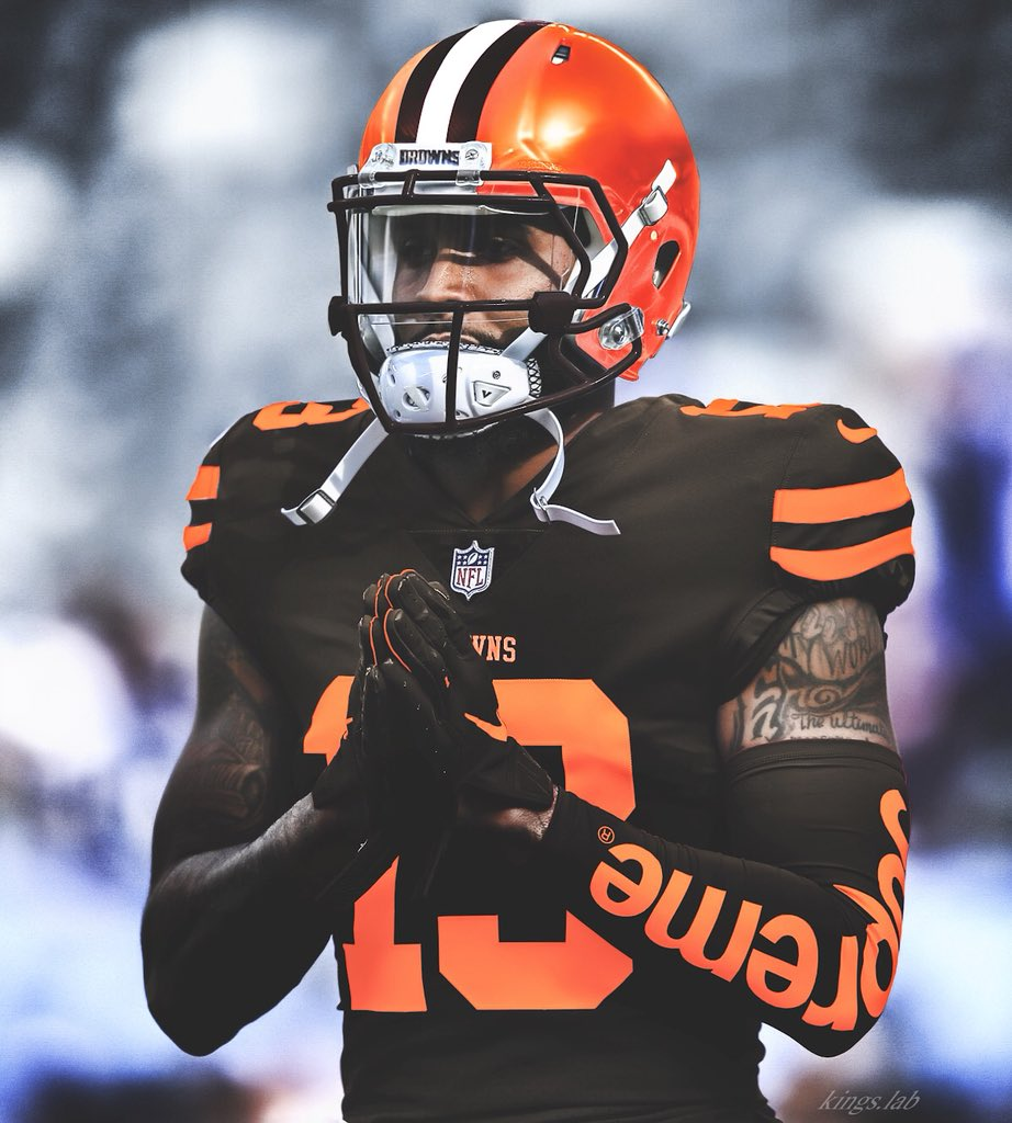 wholesale dealer 4a995 c8dee Cleveland Browns on Twitter: