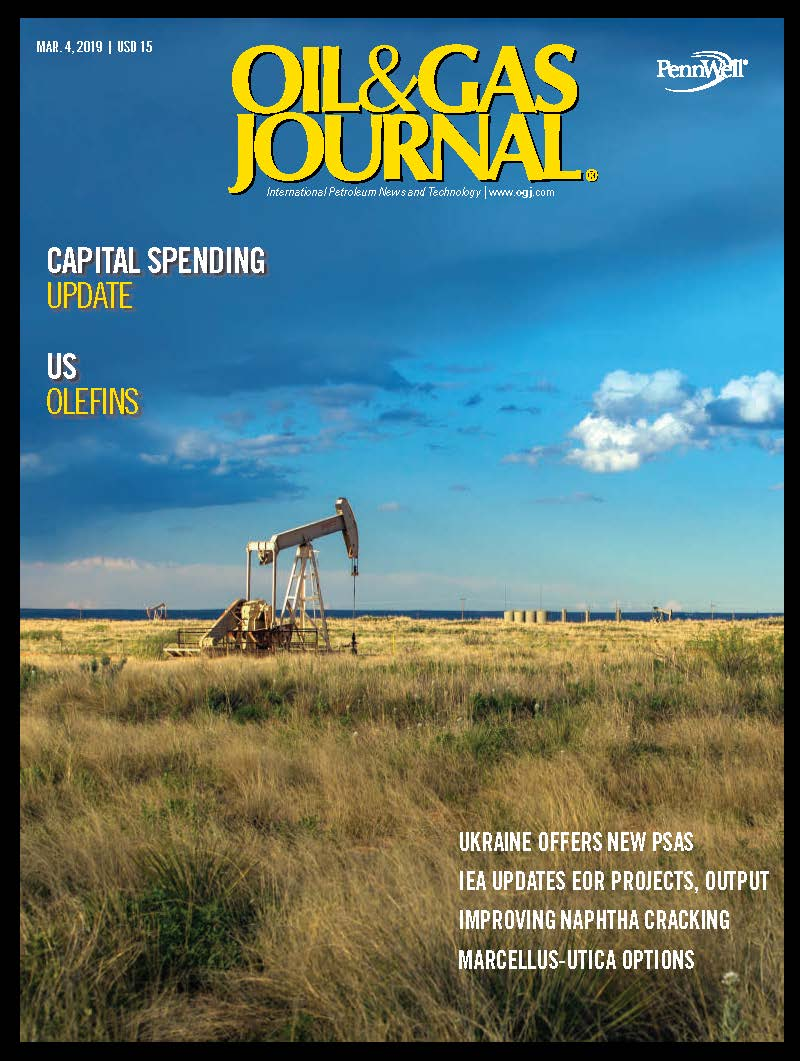 8560024afdb8 The Oil   Gas Journal March issue highlights announcement of two new Series  harnesses in the Services