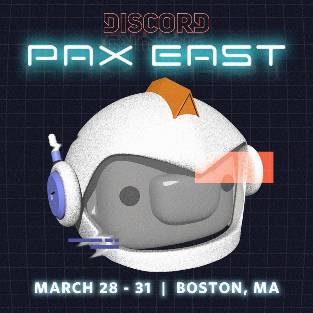 we are going to pax east send tweet