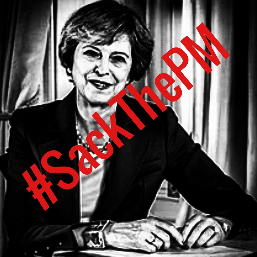 After today&#39;s votes in parliment  It&#39;s clear to me we no longer have a government.  What we have is a mad woman holding the country to ransom  It&#39;s time for a #GeneralElection  Its time to #SackThePM <br>http://pic.twitter.com/Thh0s58CnO