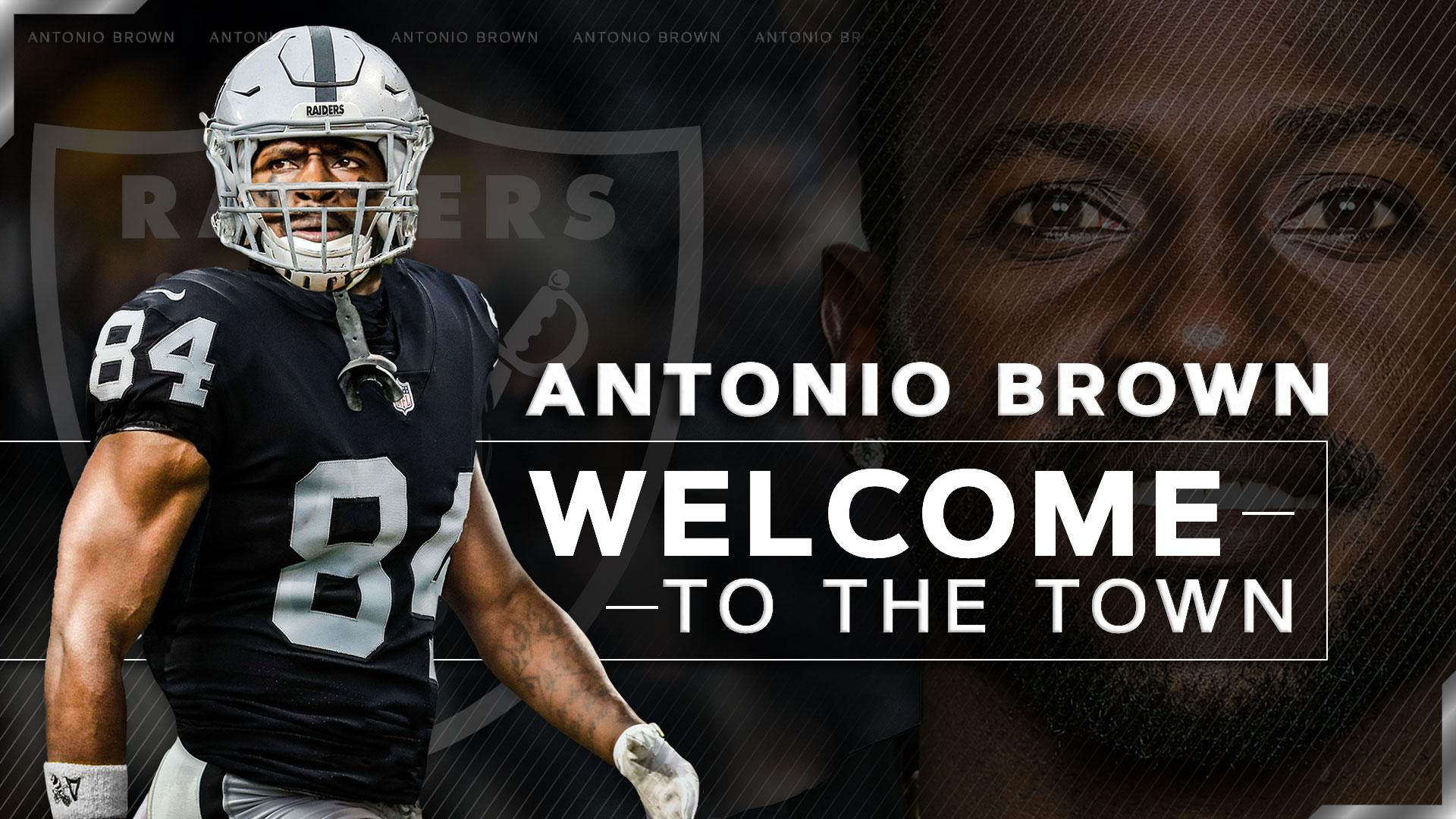#TownBidness is boomin'.  Welcome to the Silver and Black, @AB84. #RaiderNation https://t.co/UB8Lu1IxPX