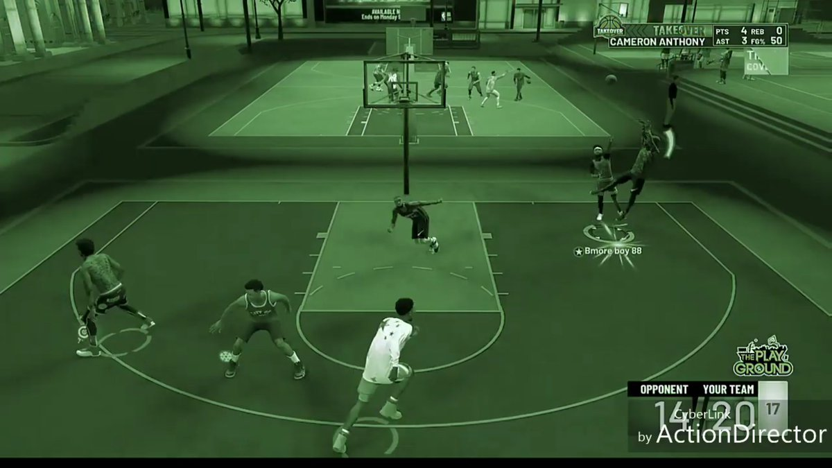 WE SHOOT OVER THOSE #NBA2K19  https://youtu.be/JisqEyupPr8