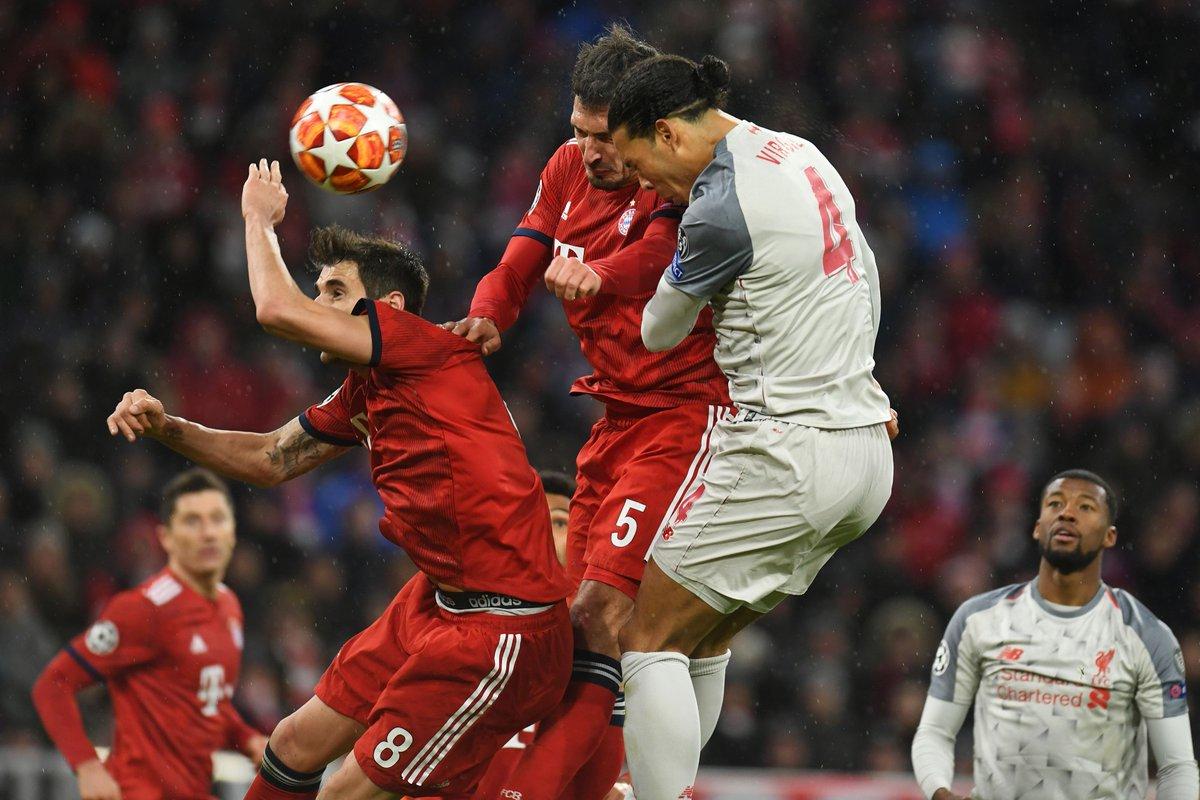 Бавария - Ливерпуль 1:3. Брексит? Четыре клуба из Англии в четвертьфинале - изображение 4