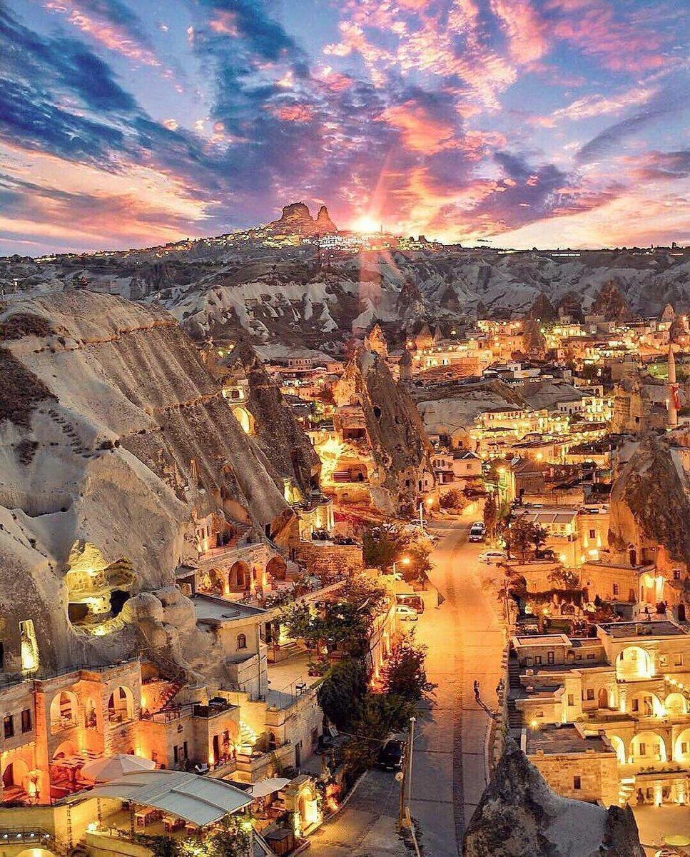 самые красивые места в турции фото