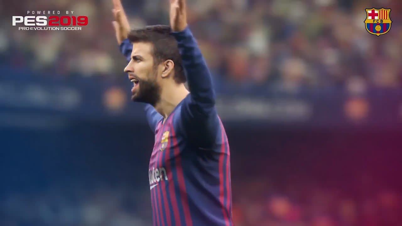 And @3gerardpique tacks on some insurance! ��Assisted by King Leo #Messi to make it 4-1!   #BarçaOL #ForçaBarça https://t.co/Jz6yZjeslS