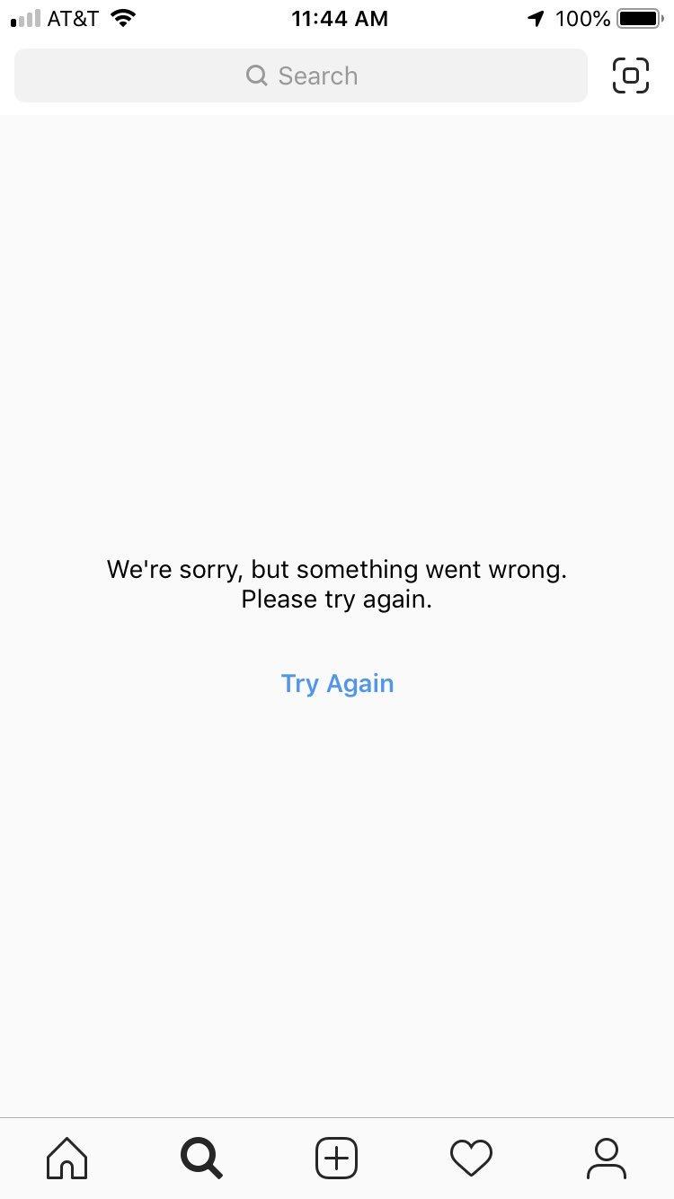 画像,インスタ不具合ちうらしい #instadown  #instagramdown https://t.co/10psksaVno…