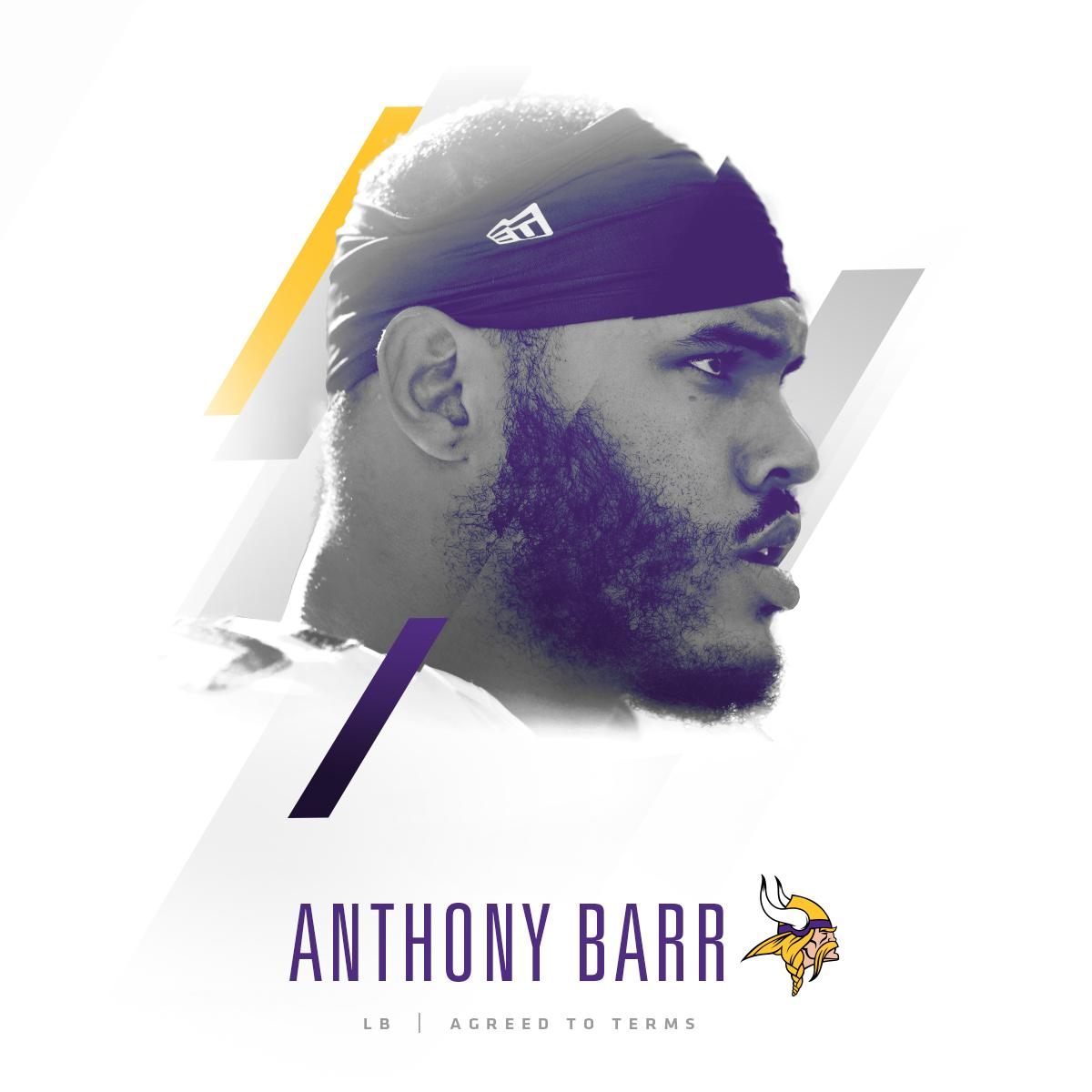 �� ROSTER MOVES ��  We have agreed to terms with @AnthonyBarr and Shamar Stephen.   ��: https://t.co/4FOC3fw03o https://t.co/0mZNbMSXsx