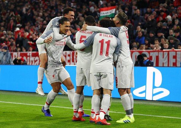 أهداف مباراة ليفربول وبايرن ميونخ (3-1) في دوري أبطال أوروبا