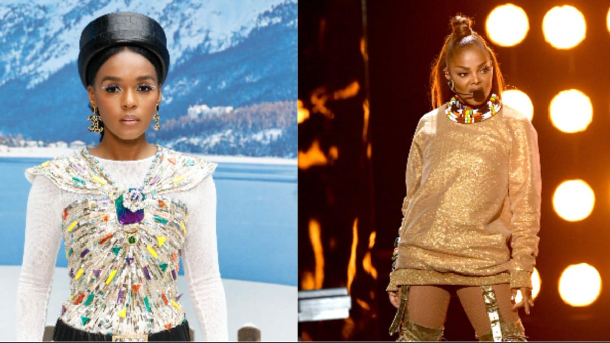 Janet Damita Jo Jackson is finally getting her things and will be inducted into the Rock and Roll Hall of Fame by Janelle Monáe: https://trib.al/kXZ6aJW