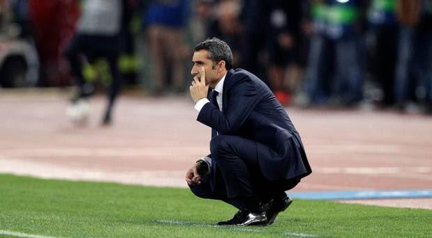 totalBarça's photo on Valverde