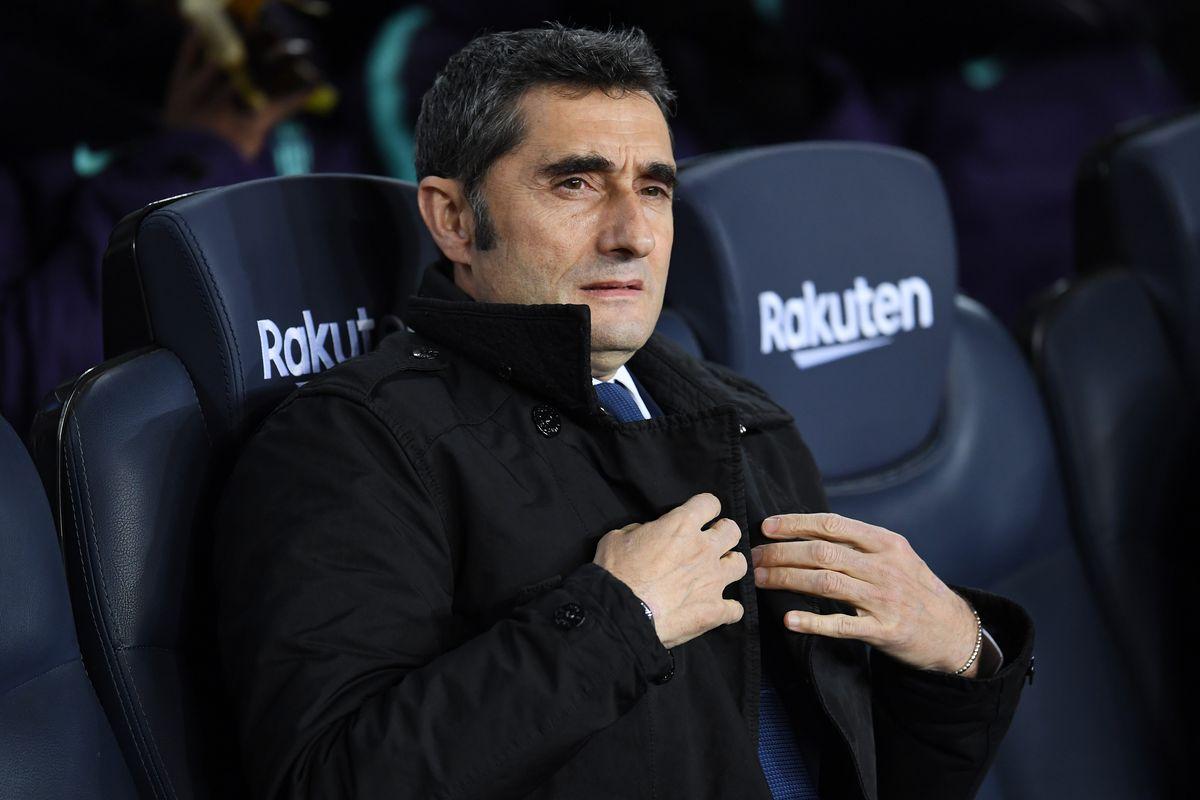 Barça Universal's photo on Valverde