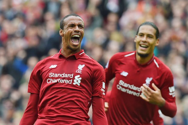 The Tactical Times Social's photo on Joel Matip