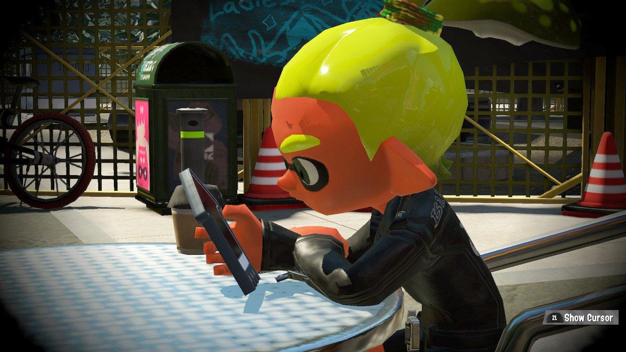 #Splatoon2 #NintendoSwitch Oh hi rider uwu looking at posts okie ^w^ enjoy posts of yourself nwn https://t.co/1uIYxAeLpu