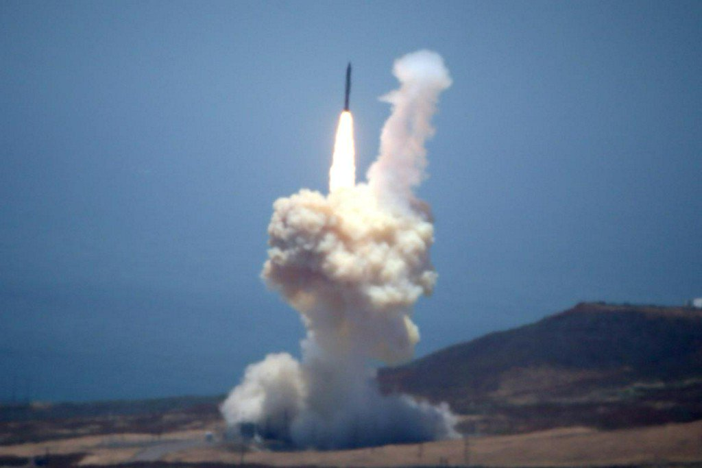 U.S. looks to test ground-launched cruise missile in August https://reut.rs/2Tzpqcp