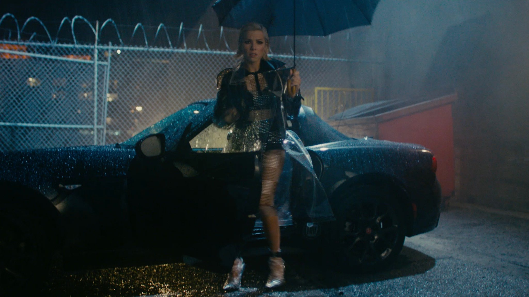 Too excited for this one!!! #NowThatIFoundYou music video out tomorrow! ☔️ https://t.co/gWtaQk8esZ