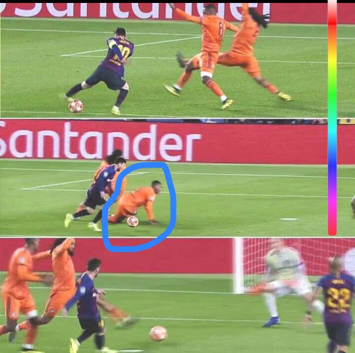 621899c0594b ... and Barcelona this season, is of the opinion that Kylian Mbappe is  harder to deal with than Lionel Messi Messi just ended Marcelo's career  tonight.