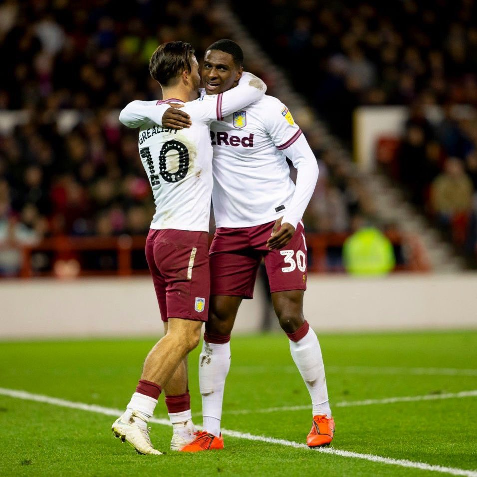 Brilliant team performance tonight at a tough place to come. The winning run continues! Well done @Kortney_30 on your first goal & @jmcginn7 great goals 💜 #AVFC