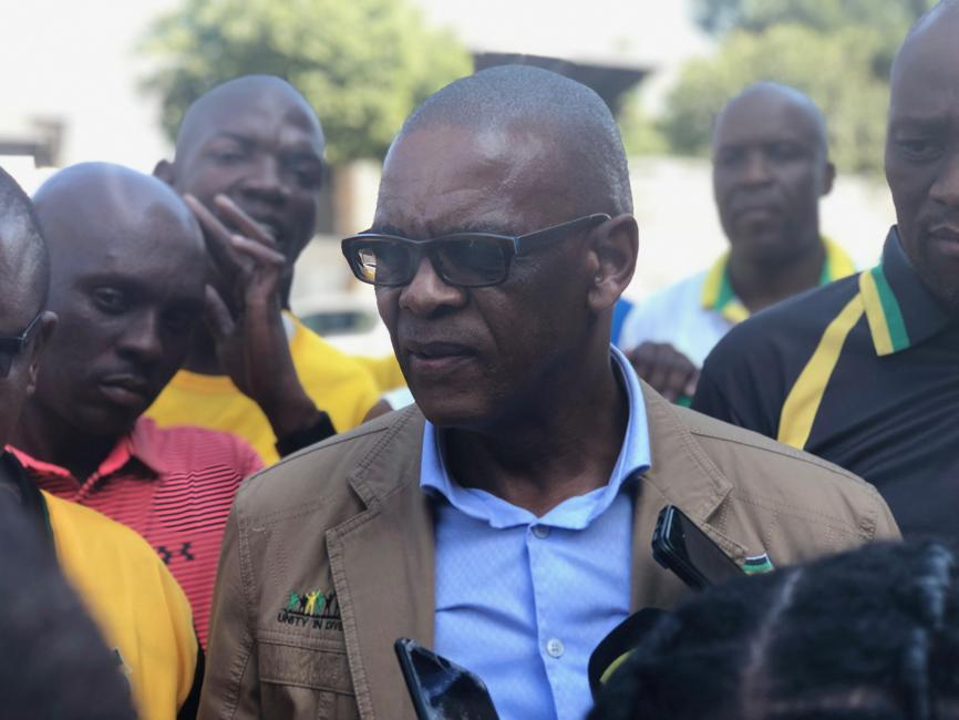 "Newsletter| ""You want us to remove people because of allegations?"" Ace Magashule defends ANC candidate list which includes those embroiled in allegations of corruption and impropriety – including Nomvula Mokonyane, Bathabile Dlamini and Mosebenzi Zwane http://ow.ly/gLCz30o2jSP"