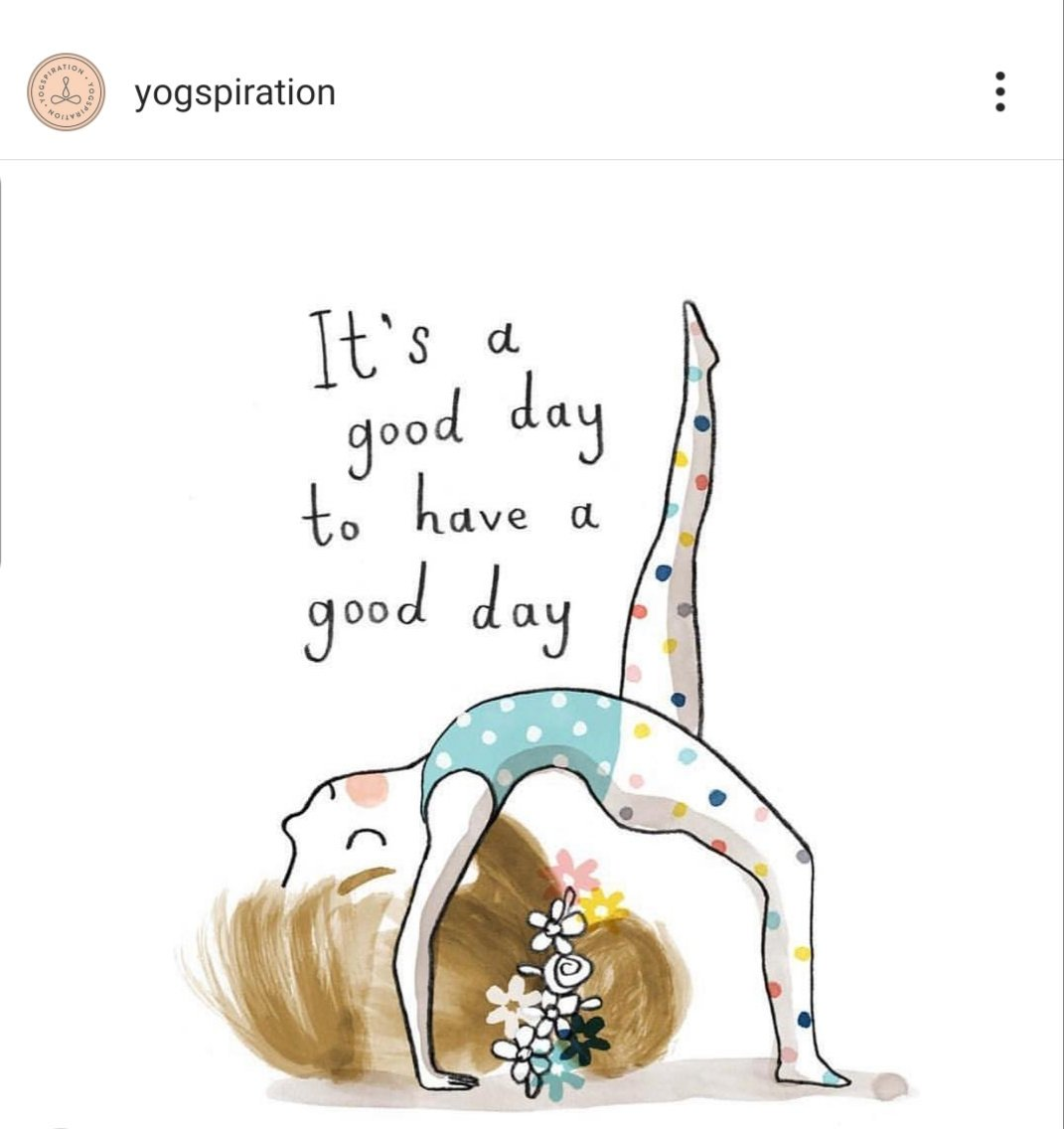 Let's have a really good day! 👩‍💻🤸‍♀️🤝