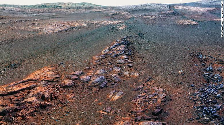 This is the Opportunity rover's final photo of Mars https://t.co/bXTA191XmP https://t.co/AED9FJHB4i