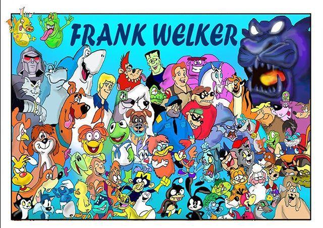 HAPPY BIRTHDAY, FRANK WELKER!