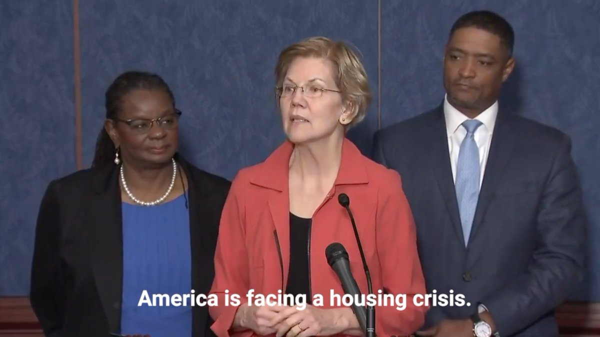 Whether you live in a city or a rural area – whether you're part of the middle class or struggling to get there – the cost of housing is squeezing people all across this country. @RepRichmond & I have a plan to help fix America's housing crisis.