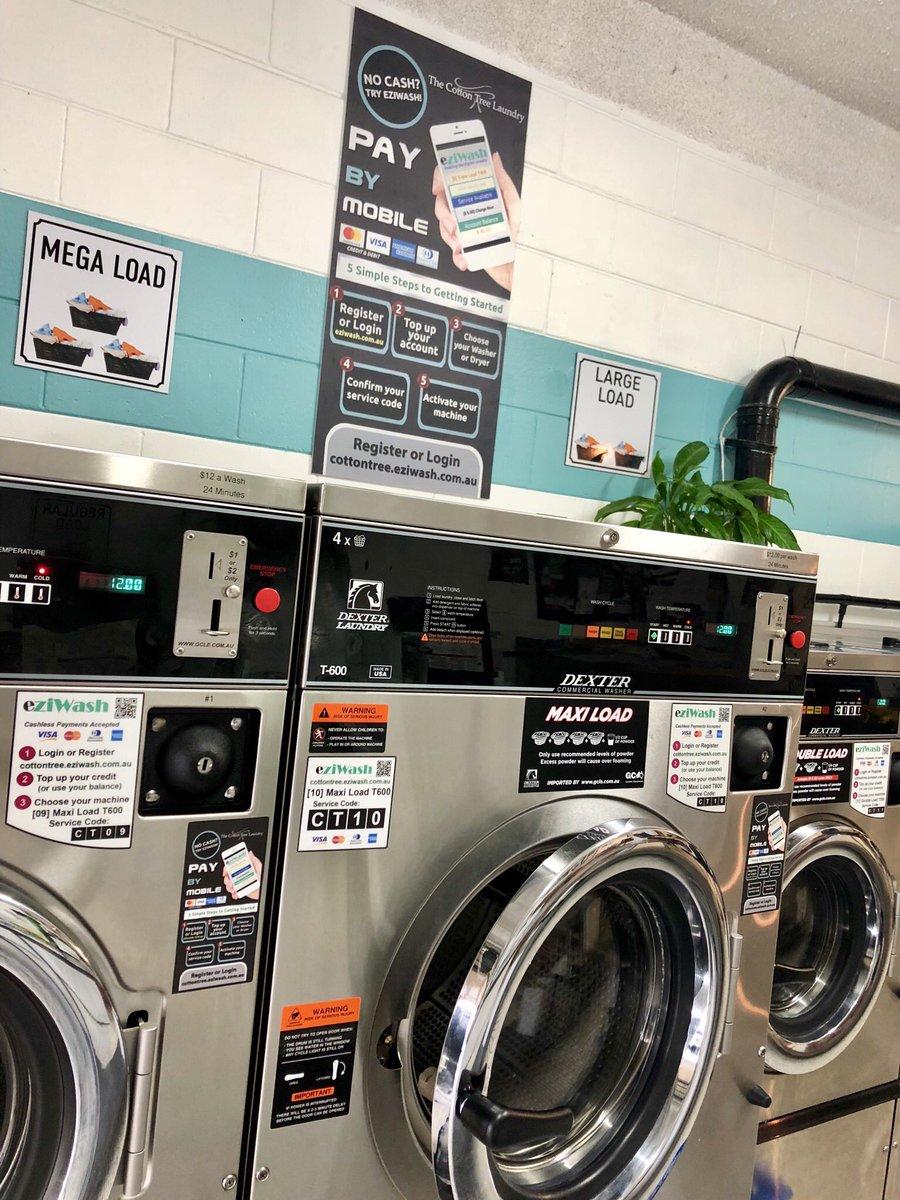 laundromats hashtag on Twitter