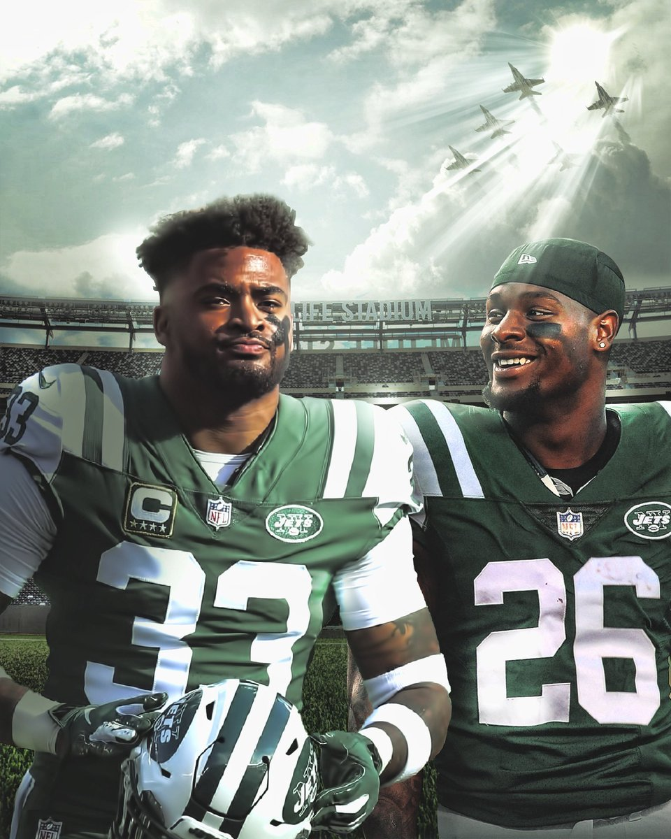Ladies and Gentlemen… we got him! Please welcome my brotha @leveonbell to the Jets Family!