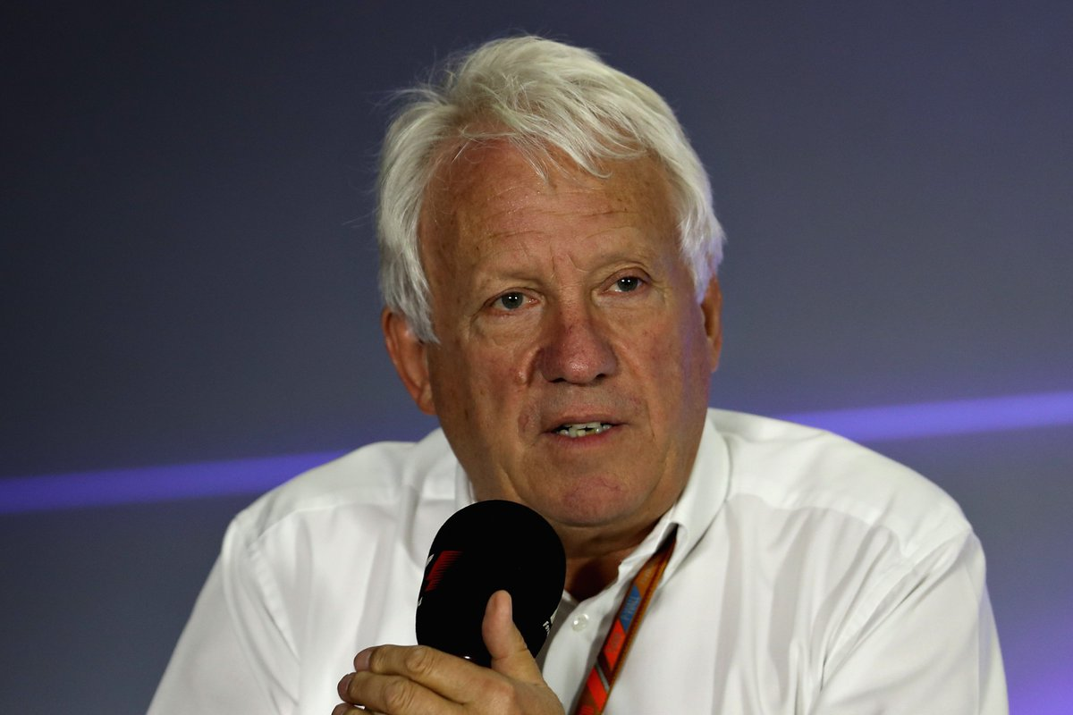 """We have some sad news to report  Charlie Whiting, F1's long-serving race director, has passed away aged 66  Our thoughts are with Charlie's family, friends and colleagues.  """"F1 has lost a faithful friend and charismatic ambassador in Charlie"""" - Jean Todt  https://www.skysports.com/f1/news/12040/11662000/charlie-whiting-f1s-race-director-dies-aged-66…"""