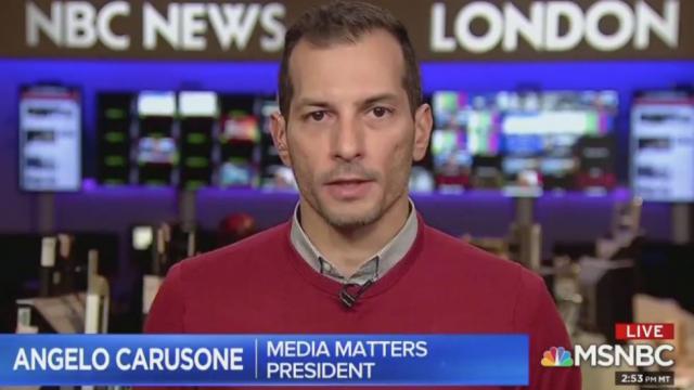 Media Matters president facing scrutiny for using racial slurs in resurfaced posts https://t.co/mgJjNbk5kM https://t.co/SKLJMERj7G