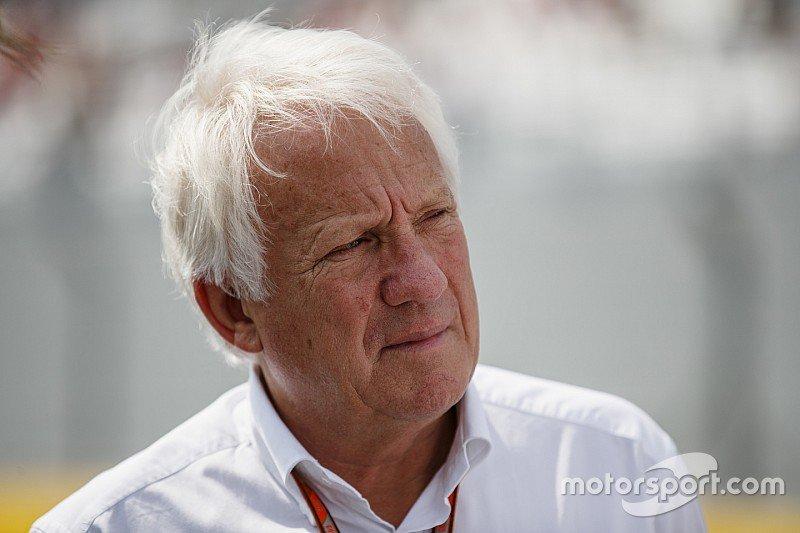 """Charlie Whiting Twitter: """"Formule 1-racedirecteur"""