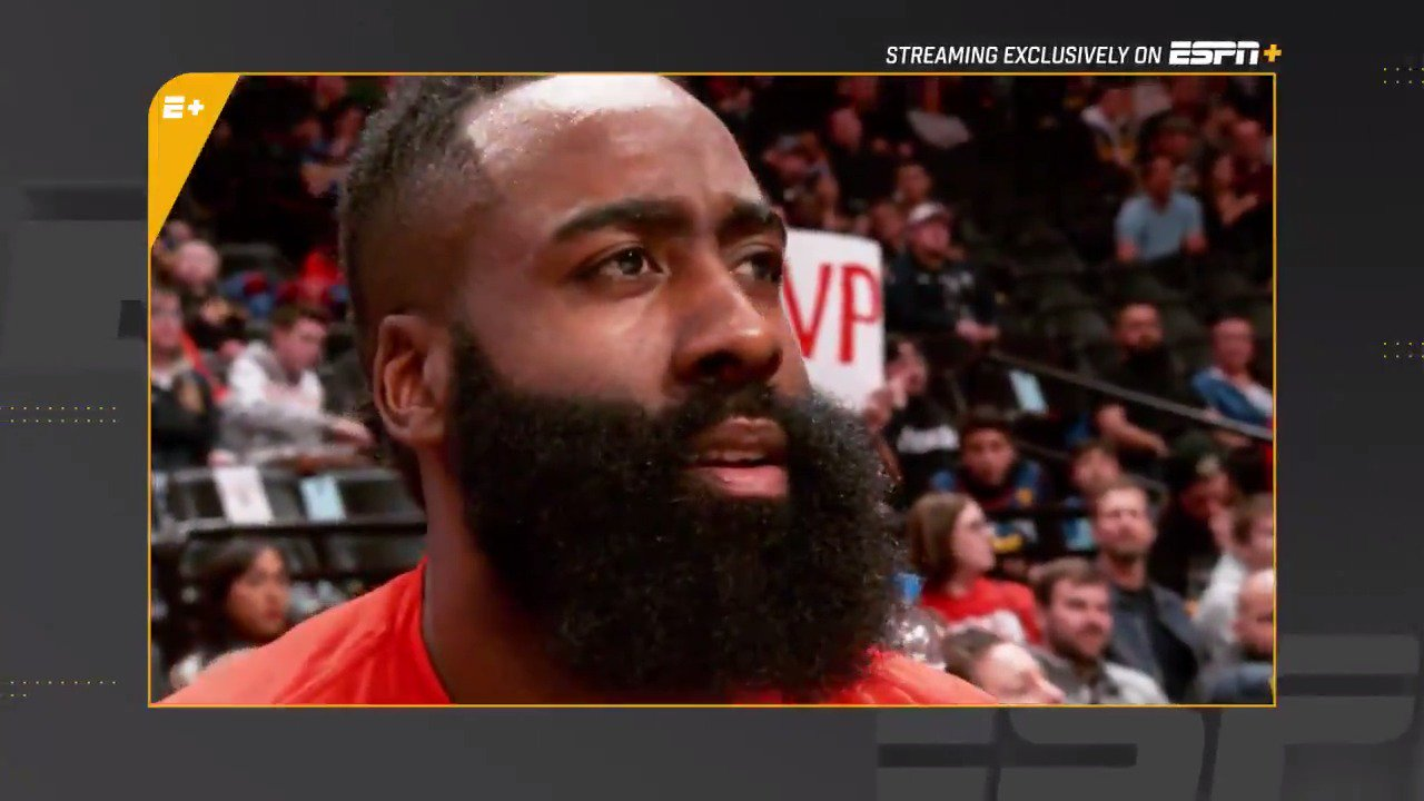 """Kobe Bryant breaks down Harden's game on the latest episode of """"Detail,"""" exclusively on ESPN+ �� https://t.co/hihcny0ajl"""