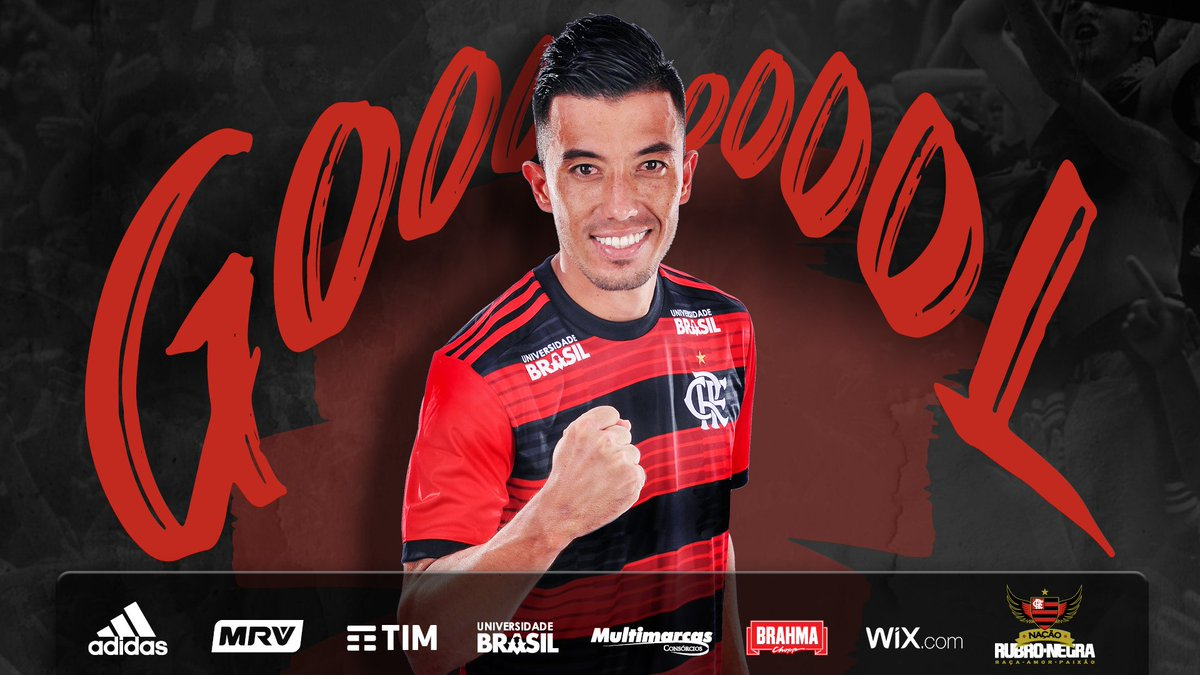 Flamengo's photo on Uribe