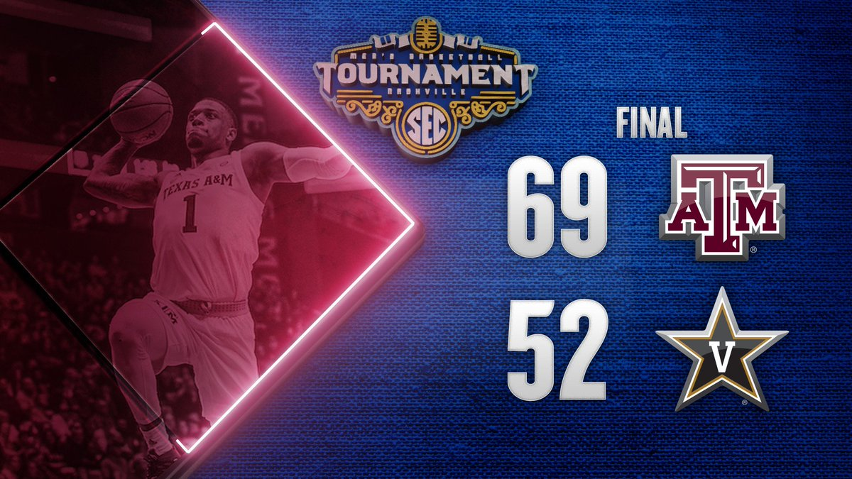 Aggies win! The @12thMan is moving on.