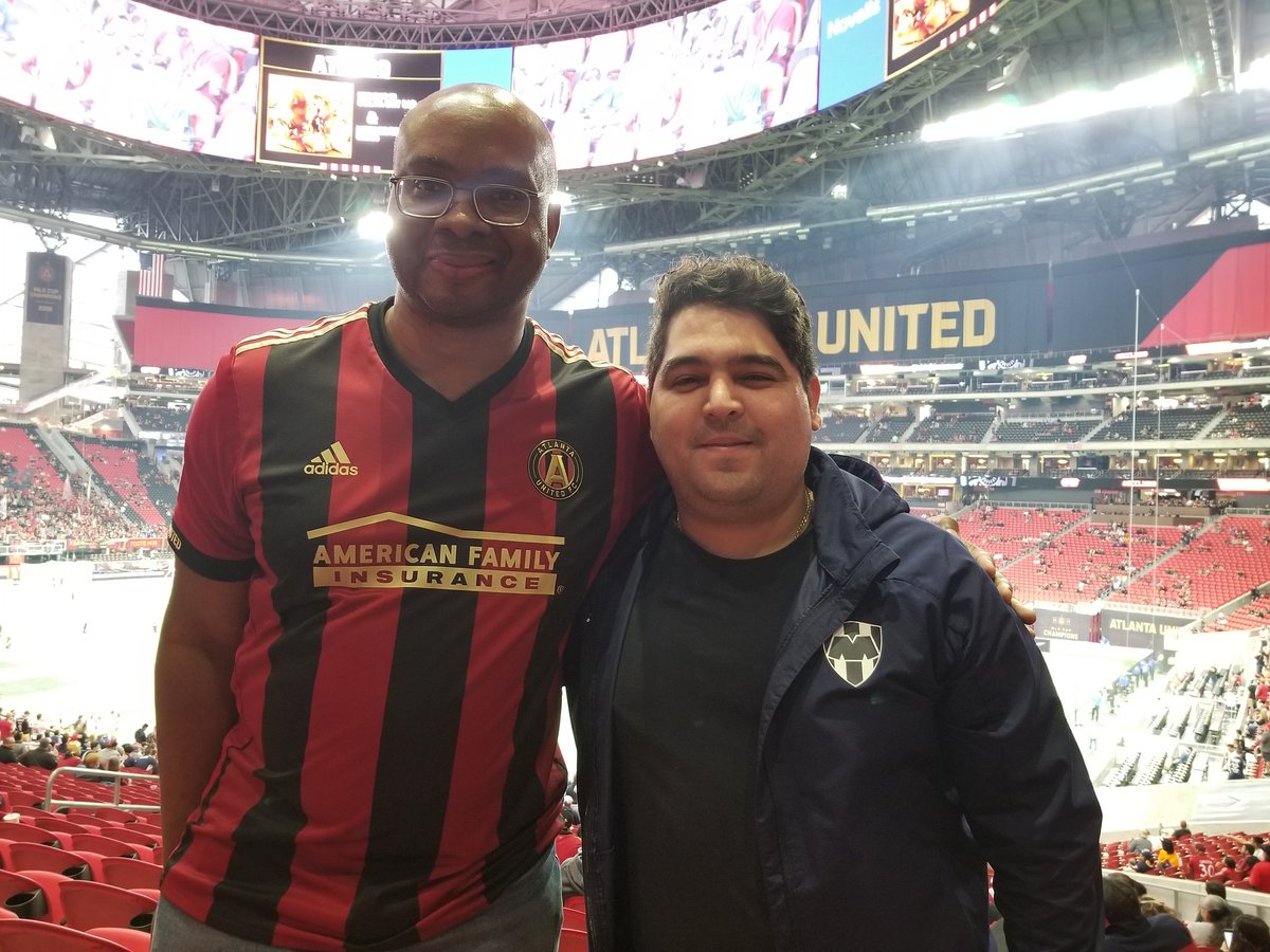 test Twitter Media - Thanks to my friend Alejandro who invited me to watch the CCL match with him and his colleagues from @Rayados. Best of luck in the rest of the competition, and I do need to come down there! https://t.co/uRO8dBA79J