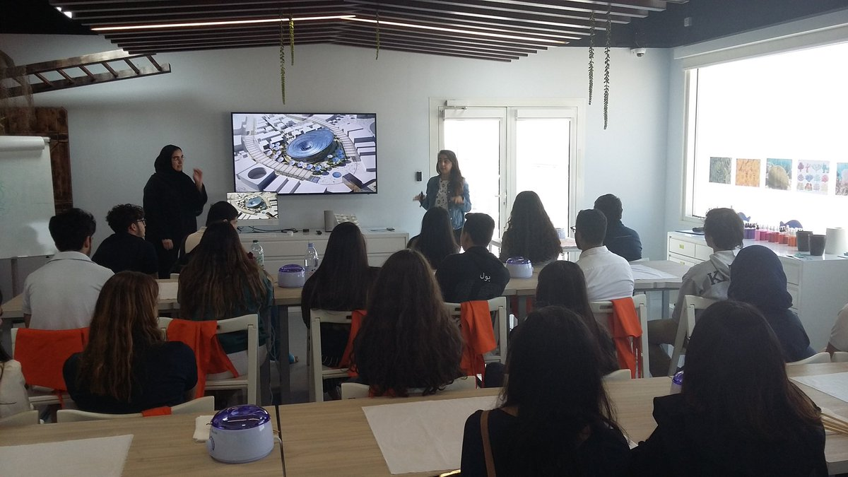 Excited to be returning to @expo2020dubai for #student workshops on #sustainability with our @ASDubaiNews HS #business #studies classes. Also nice to see the #Expo2020 site coming along so nicely! #edchatMENA