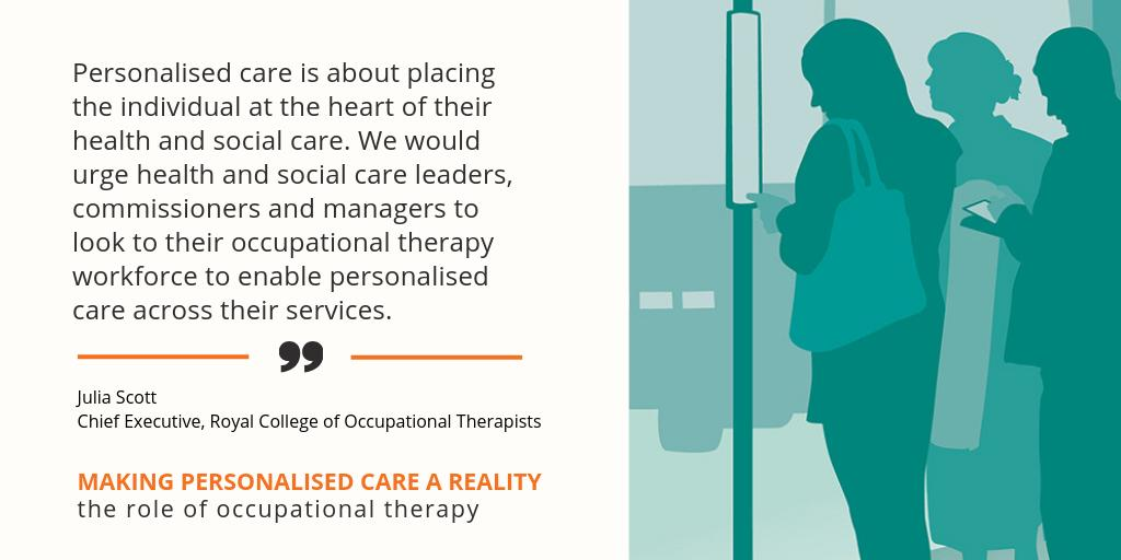 Royal College of Occupational Therapists's photo on #SocialPrescribingDay