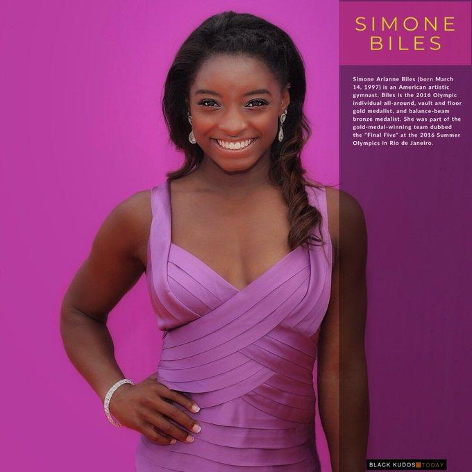 Happy Birthday to Simone Biles.